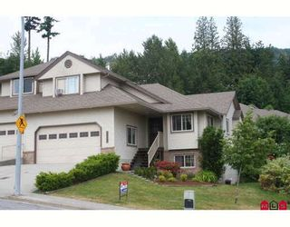 Photo 1: # 2 36105 MARSHALL RD in Abbotsford: Abbotsford East Condo for sale : MLS®# F2913010