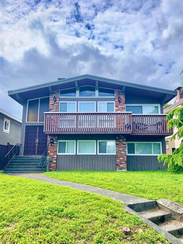 Main Photo: 2489 HARRISON Drive in Vancouver: Fraserview VE House for sale (Vancouver East)  : MLS®# R2474391