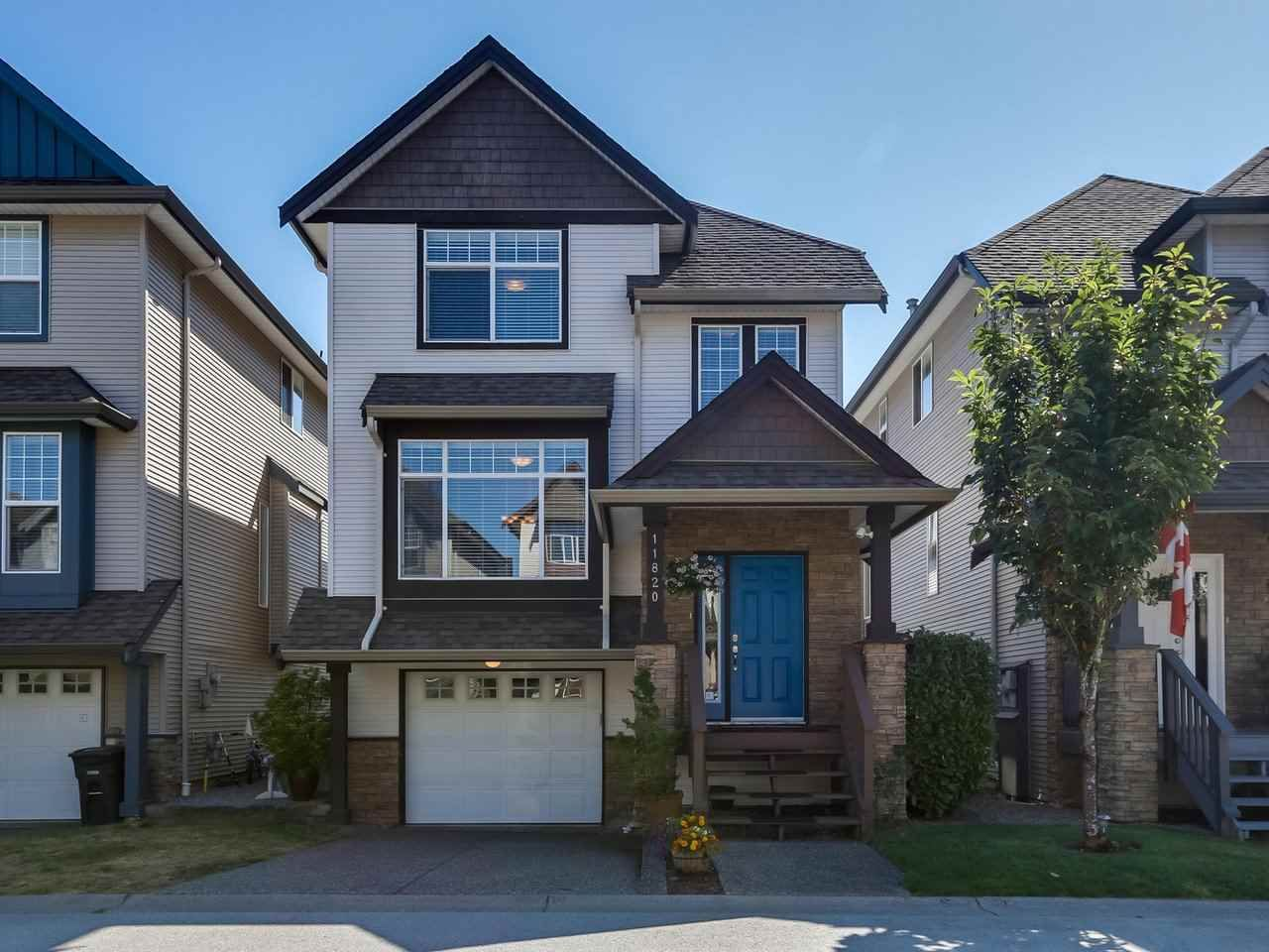 Main Photo: 11820 191A STREET in Pitt Meadows: Central Meadows House for sale : MLS®# R2295649