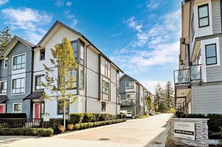 """Main Photo: 10 16760 25 Avenue in Surrey: Grandview Surrey Townhouse for sale in """"Hudson"""" (South Surrey White Rock)  : MLS®# R2627454"""