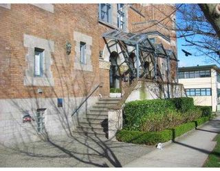 """Photo 2: 2525 QUEBEC Street in Vancouver: Mount Pleasant VE Condo for sale in """"CORNERSTONE"""" (Vancouver East)  : MLS®# V635479"""