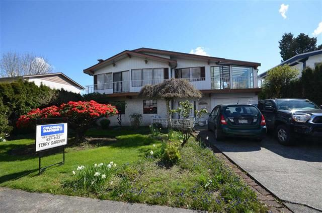 Main Photo: 6580 YEATS CR in RICHMOND: Woodwards House for sale (Richmond)  : MLS®# R2156370