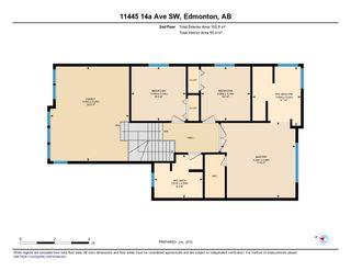 Photo 48: 11445 14A Avenue in Edmonton: Zone 55 House for sale : MLS®# E4236004