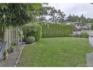 Photo 19: 1619 Nelles Pl in VICTORIA: SE Gordon Head House for sale (Saanich East)  : MLS®# 735223