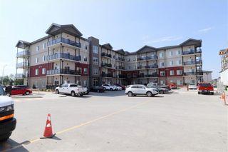 Photo 1: 218 50 Philip Lee Drive in Winnipeg: Crocus Meadows Condominium for sale (3K)  : MLS®# 202124106