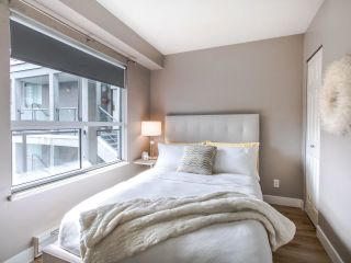 """Photo 9: 16 1388 W 6TH Avenue in Vancouver: Fairview VW Condo for sale in """"NOTTINGHAM"""" (Vancouver West)  : MLS®# R2411492"""