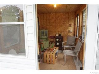 Photo 20: 70 Elm Park Road in Winnipeg: Elm Park Residential for sale (2C)  : MLS®# 1625486