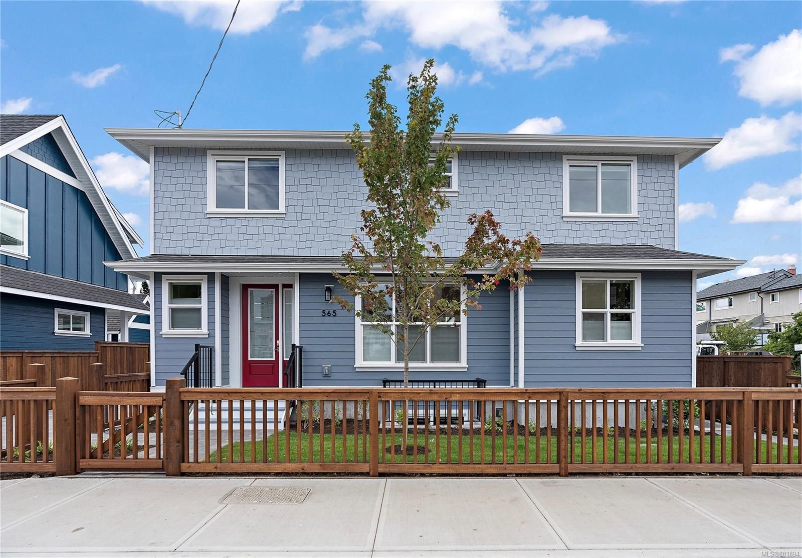 Main Photo: 565 Simcoe St in : Vi James Bay House for sale (Victoria)  : MLS®# 881894