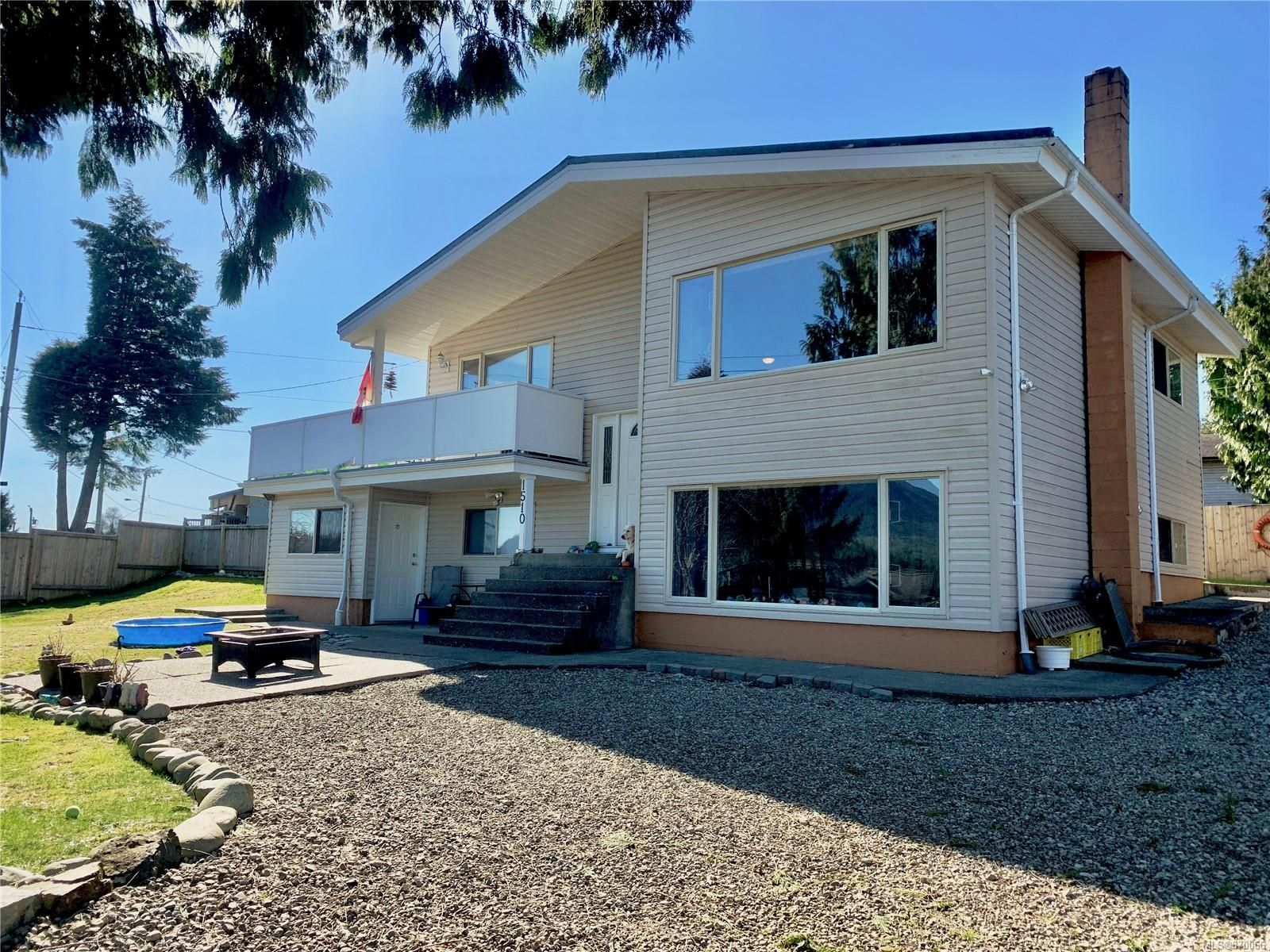 Main Photo: 1510 Helen Rd in : PA Ucluelet House for sale (Port Alberni)  : MLS®# 870066