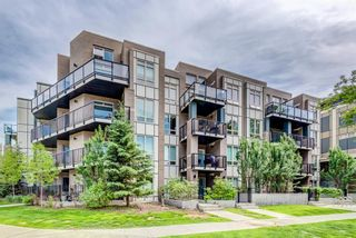 Main Photo: 325 823 5 Avenue NW in Calgary: Sunnyside Apartment for sale : MLS®# A1122245