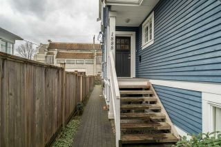 Photo 2: 1888 E 8TH Avenue in Vancouver: Grandview VE Townhouse for sale (Vancouver East)  : MLS®# R2033824