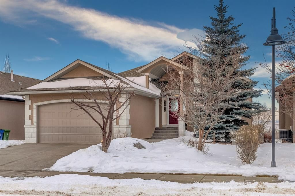 Main Photo: 227 Sunterra Ridge Place: Cochrane Detached for sale : MLS®# A1058667