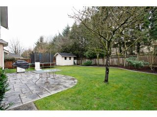 "Photo 20: 16712 83RD Avenue in Surrey: Fleetwood Tynehead House for sale in ""FLEETWOOD"" : MLS®# F1432288"