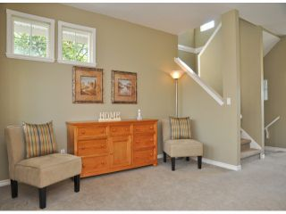 """Photo 3: 14 14877 58TH Avenue in Surrey: Sullivan Station Townhouse for sale in """"REDMILL"""" : MLS®# F1312964"""