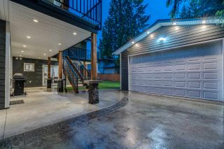 Photo 35: 3732 WELLINGTON Street in Port Coquitlam: Oxford Heights House for sale : MLS®# R2470903