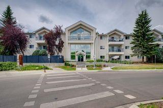 Photo 1: 220 10508 119 Street in Edmonton: Zone 08 Condo for sale : MLS®# E4254445