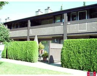 "Photo 1: 921 34909 OLD YALE Road in Abbotsford: Abbotsford East Townhouse for sale in ""THE GARDENS"" : MLS®# F2906750"