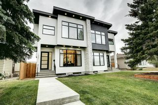 Main Photo: 926 42 Street SW in Calgary: Rosscarrock Semi Detached for sale : MLS®# A1058835