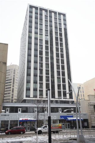 Photo 21: 801 10024 JASPER Avenue in Edmonton: Zone 12 Condo for sale : MLS®# E4228622