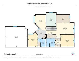 Photo 38: 10856 25 Avenue in Edmonton: Zone 16 House Half Duplex for sale : MLS®# E4238634