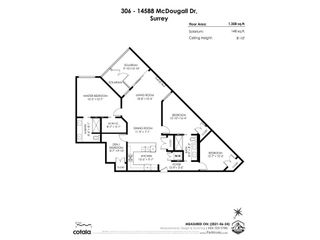 """Photo 3: 306 14588 MCDOUGALL Drive in Surrey: King George Corridor Condo for sale in """"Forest Ridge"""" (South Surrey White Rock)  : MLS®# R2596769"""