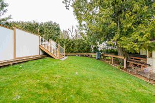 """Photo 39: 5749 189A Street in Surrey: Cloverdale BC House for sale in """"FAIRWAY ESTATES"""" (Cloverdale)  : MLS®# R2545304"""