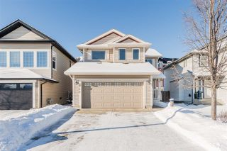Photo 1: 760 MCALLISTER Loop in Edmonton: Zone 55 House for sale : MLS®# E4228878