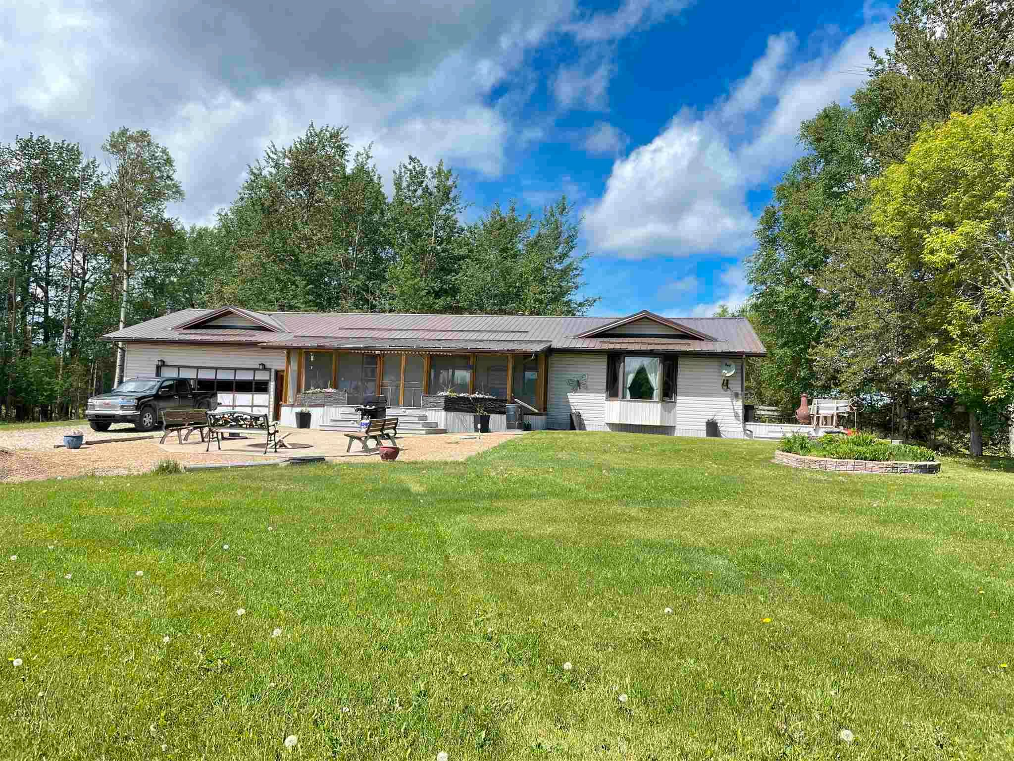 Main Photo: 64304 RGE RD 20: Rural Westlock County House for sale : MLS®# E4251071