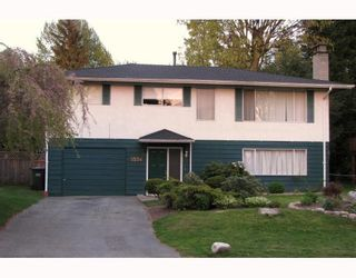 Photo 1: 3534 CARLISLE Street in Port_Coquitlam: Woodland Acres PQ House for sale (Port Coquitlam)  : MLS®# V764174