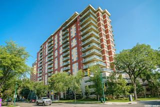 Photo 2: 801 902 Spadina Crescent East in Saskatoon: Central Business District Residential for sale : MLS®# SK863827
