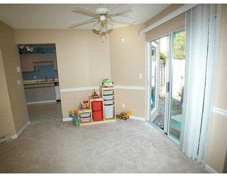 "Photo 7: 1215 LANSDOWN Drive in Coquitlam: Upper Eagle Ridge Townhouse for sale in ""SUN RIDGE ESTATE"" : MLS®# V617411"