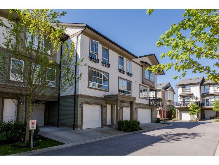 """Main Photo: 99 19505 68A Avenue in Surrey: Clayton Townhouse for sale in """"Clayton Rise"""" (Cloverdale)  : MLS®# R2058901"""