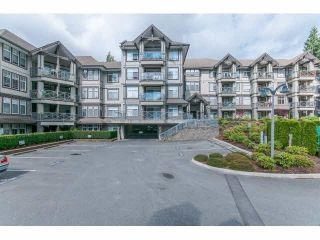 "Photo 1: 403 33318 E BOURQUIN Crescent in Abbotsford: Central Abbotsford Condo for sale in ""Nature's Gate"" : MLS®# R2491048"