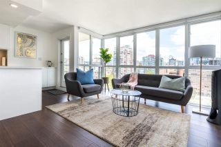"""Photo 4: 1505 907 BEACH Avenue in Vancouver: Yaletown Condo for sale in """"CORAL COURT"""" (Vancouver West)  : MLS®# R2591176"""