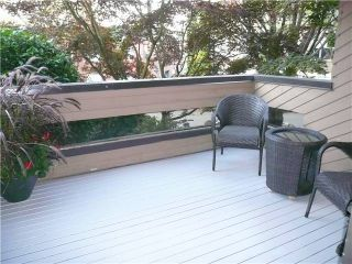 """Photo 6: 1575 Balsam in Vancouver: Kitsilano Condo for sale in """"Balsam West"""" (Vancouver West)  : MLS®# V846532"""