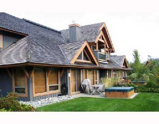 Photo 1: 4816 CASABELLA Crescent in Whistler: Home for sale : MLS®# V730862