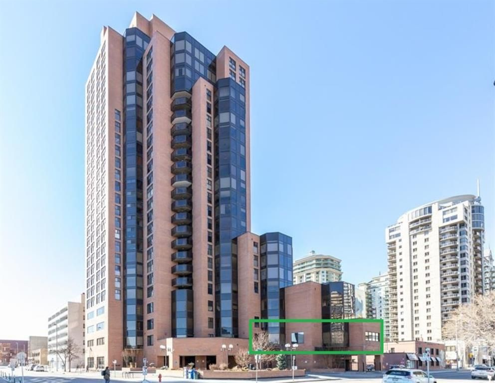 Main Photo: 201 1100 8th Avenue SW: Calgary Office for sale : MLS®# A1125216