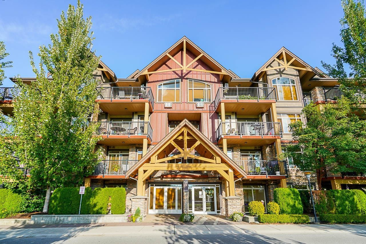 """Main Photo: 112 8328 207A Street in Langley: Willoughby Heights Condo for sale in """"Yorkson Creek"""" : MLS®# R2617469"""
