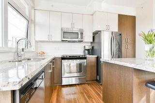 """Photo 3: 418 85 EIGHTH Avenue in New Westminster: GlenBrooke North Condo for sale in """"Eight West"""" : MLS®# R2562144"""