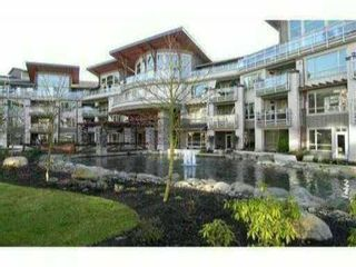 """Photo 1: # 223 530 RAVENWOODS DR in North Vancouver: Roche Point Condo for sale in """"SEASONS SOUTH AT RAVENWOODS"""" : MLS®# V923910"""
