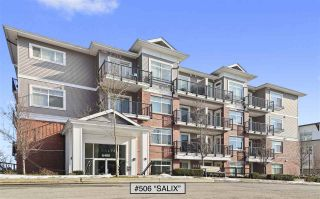 """Photo 1: 506 6480 195A Street in Surrey: Clayton Condo for sale in """"Salix"""" (Cloverdale)  : MLS®# R2341851"""