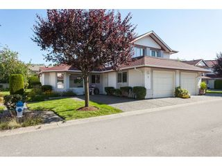 "Photo 2: 3 31406 UPPER MACLURE Road in Abbotsford: Abbotsford West Townhouse for sale in ""ELLWOOD ESTATES"" : MLS®# R2475870"