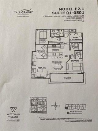 Photo 27: 501 122 Mahogany Centre SE in Calgary: Mahogany Apartment for sale : MLS®# A1078227