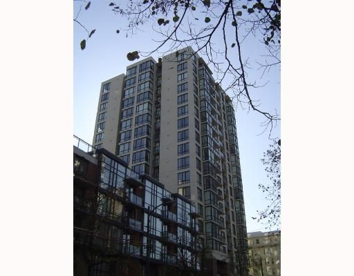 """Main Photo: 1202 1082 SEYMOUR Street in Vancouver: Downtown VW Condo for sale in """"FREESIA"""" (Vancouver West)  : MLS®# V797473"""