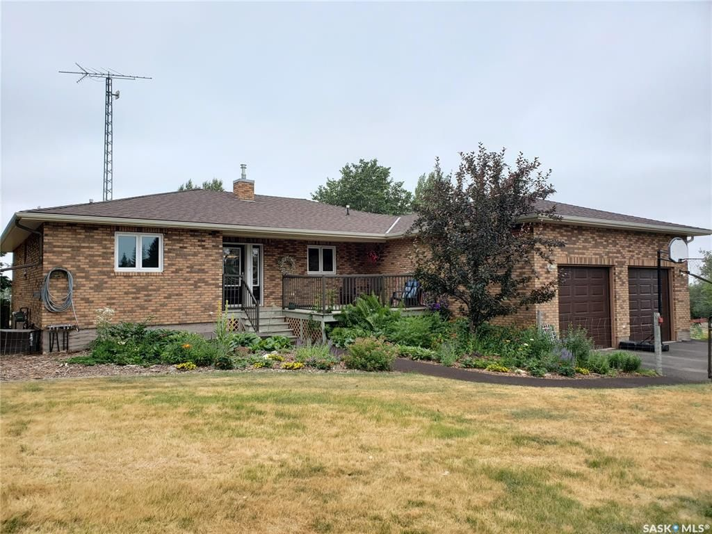 Main Photo: Johnson Acreage in North Battleford: Residential for sale (North Battleford Rm No. 437)  : MLS®# SK864499