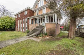 Main Photo: 1967 NAPIER Street in Vancouver: Grandview Woodland Land for sale (Vancouver East)  : MLS®# R2537699