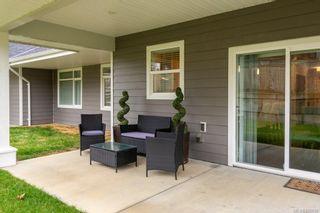 Photo 36: 2 1580 Glen Eagle Dr in Campbell River: CR Campbell River West Half Duplex for sale : MLS®# 886602