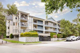 """Photo 1: 305 102 BEGIN Street in Coquitlam: Maillardville Condo for sale in """"CHATEAU D'OR"""" : MLS®# R2586068"""
