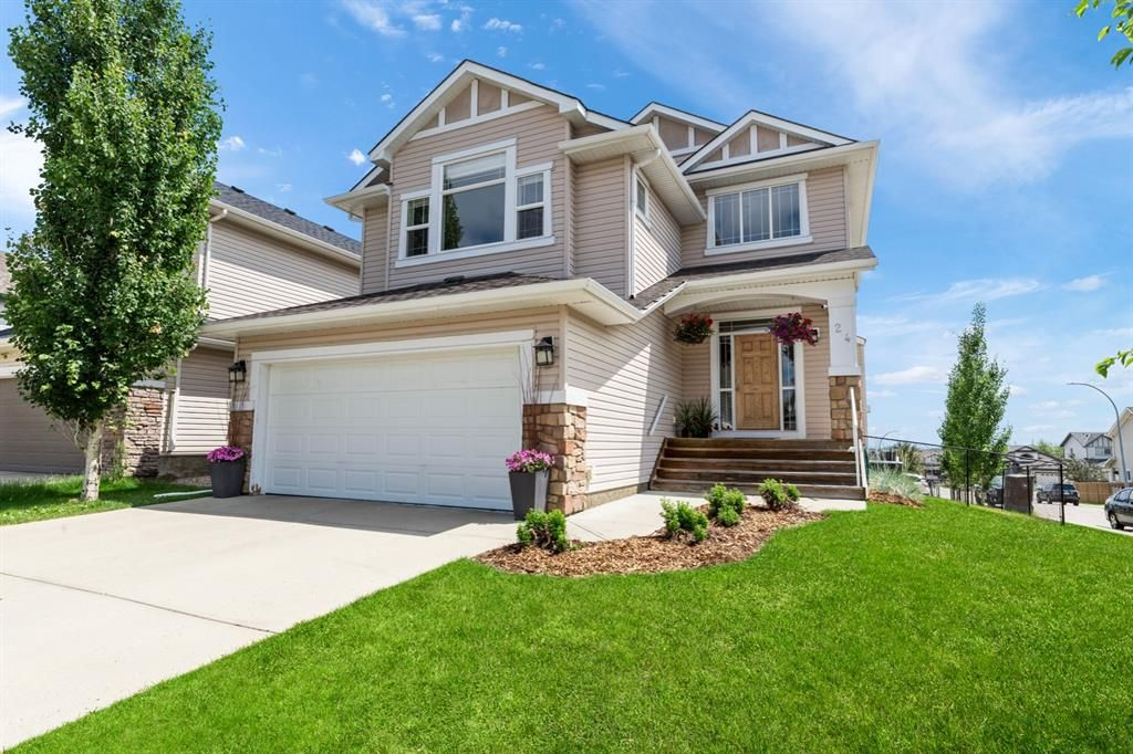 Main Photo: 24 Westmount Circle: Okotoks Detached for sale : MLS®# A1127374