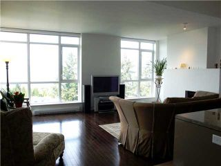 """Photo 2: 1105 5989 WALTER GAGE Road in Vancouver: University VW Condo for sale in """"CORUS"""" (Vancouver West)  : MLS®# V866037"""